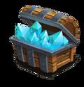 Blue Crystal Box S
