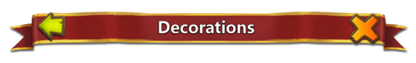 Decorationbanner