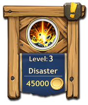 Disaster level 3