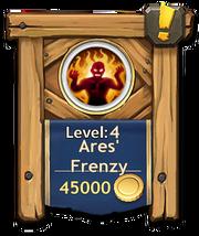 Ares frenzy level4