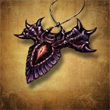 Blackheart Necklace