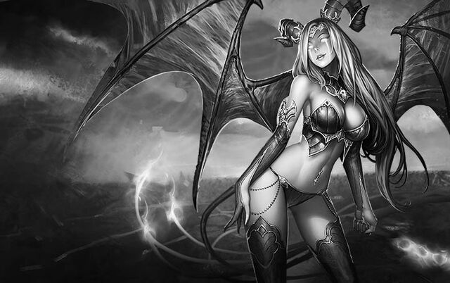 Monster succubus greed dead