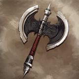 Orc war axe