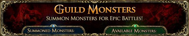 Guild Monster header