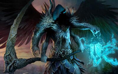 Monster death
