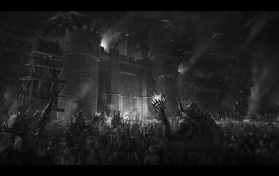 Dark Legion Dead