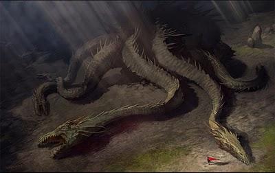 Hydra dead