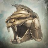 Lion Scar Helm