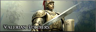 Valerian Soldiers