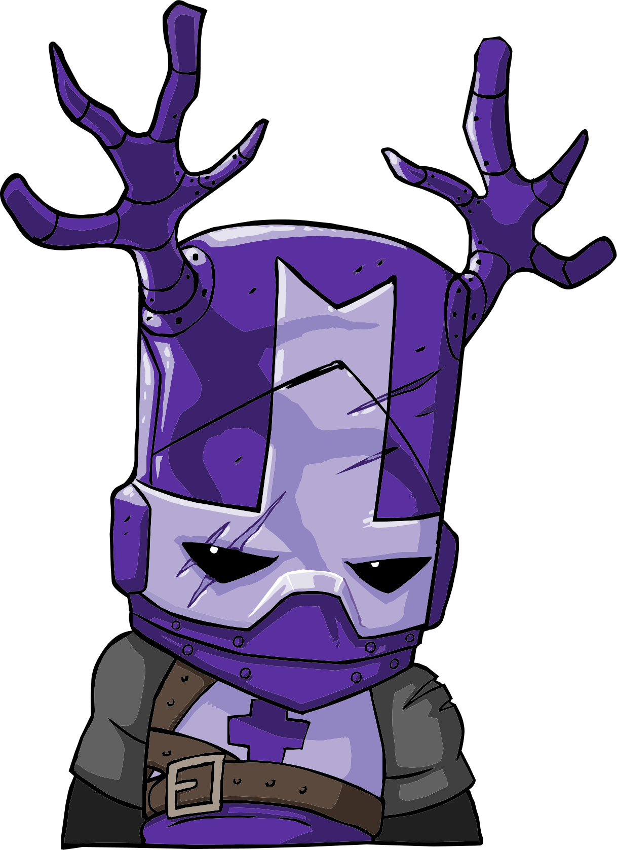 how to get hatty in castle crashers remastered