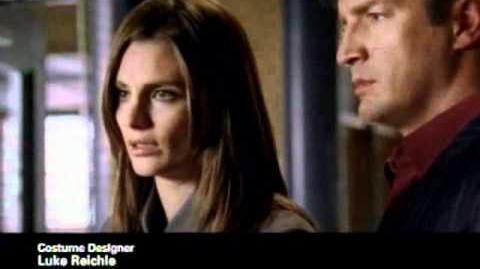 Castle S03E02 He's Dead Shes Dead Promo