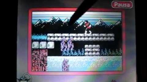 Wario Ware D.I.Y. Retro -Castlevania 2- Simon's Quest