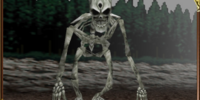 Giant Skeleton/Enemy Data
