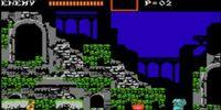 Castlevania III: Dracula's Curse Locations