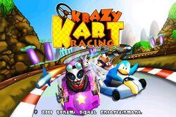 Krazy Kart Racing - 01