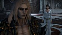 Alucard and Marie