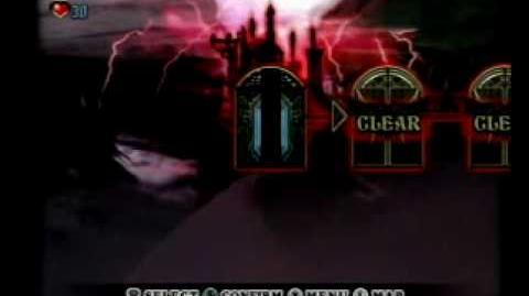 Castlevania Judgment Shanoa Castle Mode Part 1