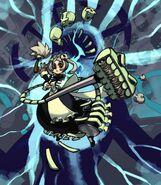 Skullgirls - Marie - 01