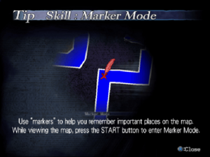 Marker Mode Tip