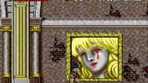 Haunted Castle Stage 3 by Rugal