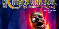 Castlevania: The Belmont Legacy Issue 3
