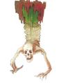 Super Castlevania IV - Hanging Skeleton - 01.png
