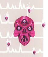RoB Three-Eyed Skull