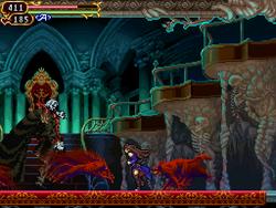 OOE-Dracula and Wolf