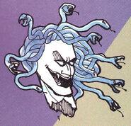 Queen Medusa from Castlevania I