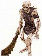 CoD Skeleton Concept