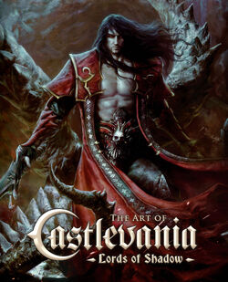 Art of Castlevania Lords of Shadow
