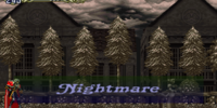 Nightmare (Symphony of the Night)
