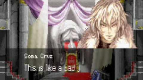 Castlevania aria of sorrow - the destiny of dracula
