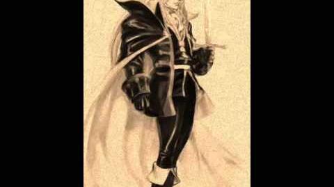Alucard castlevania memories1