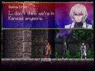 Castlevania Comic Soma