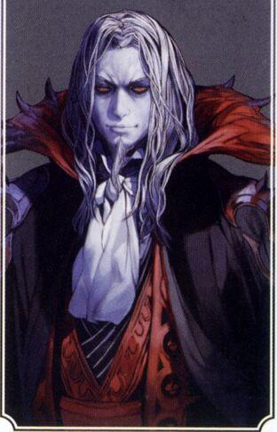 (4) Lord Dracula