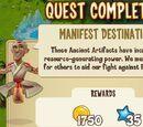 Manifest Destination