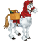 Red Riding Hood Horse
