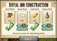 Royal Inn Materials