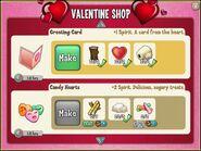 Valentine Shop page 1