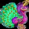 Celebration Peacock