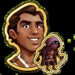 Rafael with Gloom Thief
