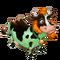 Green Irish Cow