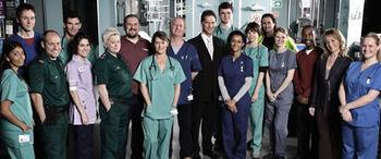 Series cast