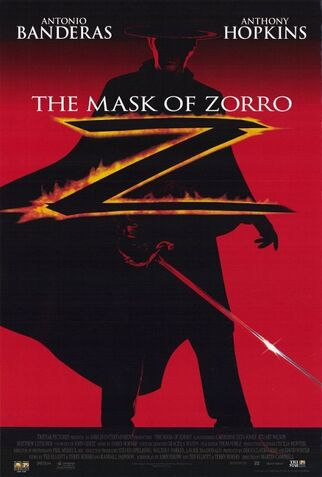 11. THE MASK OF ZORRO (1998)