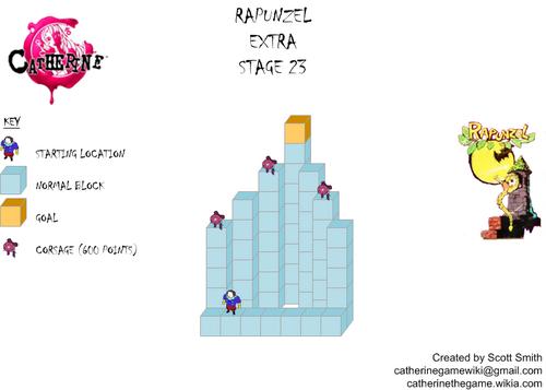 Map E23 Rapunzel