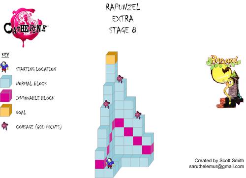 Map E8 Rapunzel