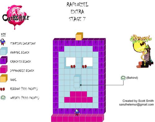 Map E7 Rapunzel