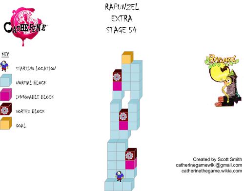 Map E54 Rapunzel