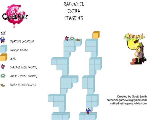 Map E43 Rapunzel